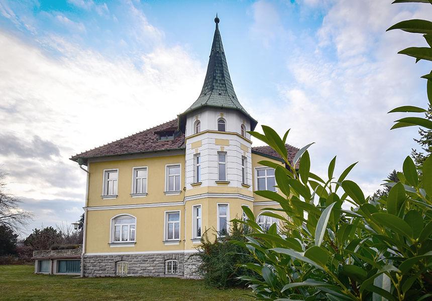 Bauwerk Herzogenburg Coworking und Büros für die Baubranche