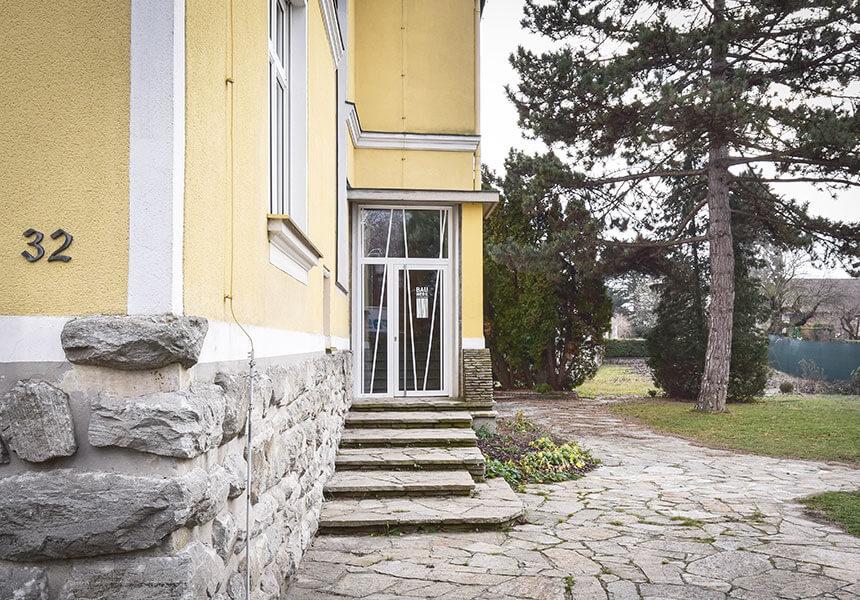 Bauwerk Herzogenburg Coworking und Büro Herzlich Willkommen